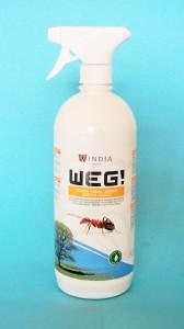 Репелент за мравки